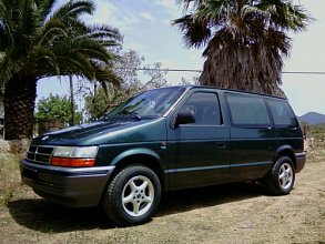 Аккумуляторы  Chrysler (Крайслер) Voyager II 1991 - 1995 2.5d (118 л.с.)